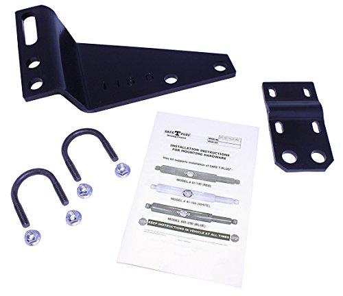 (Safe-T-Plus RV Steering Stabilizer Mounting Kit (Model: V-917K3))