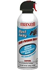 Maxell 190025 Blast Away Canned Air 154a (CA-3)
