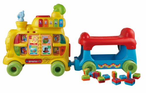 VTech Sit-to-Stand Alphabet Train by VTech