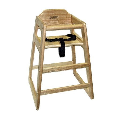 Lipper International 516 Child's High Chair, 20