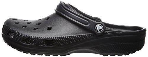black Zoccoli Crocs Classic Nero 001 Donna nBSSTP