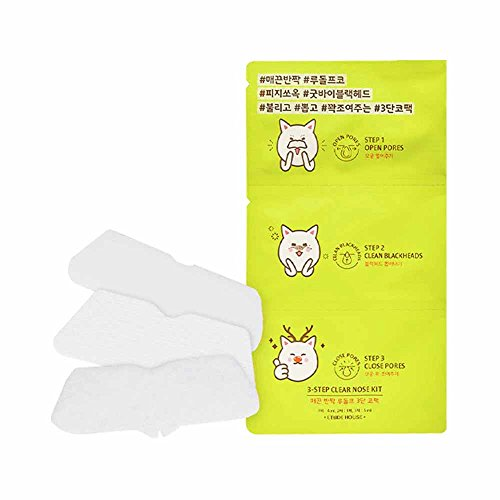 Etude-House-3-Step-Clear-Nose-Kit-Patch-for-Blackheads-3Pack