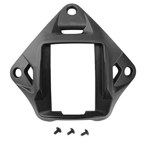 (OSdream Tactical Helmet Aluminum or Nylon Devgru Style Mich VAS Shroud NVG Helmet Mount (Aluminum or Nylon Two Choices) (Aluminum Black))
