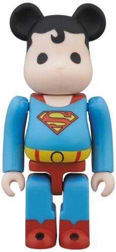 Medicom San Diego Comic-Con 2013 DC Super Powers Superman Bearbrick Action Figure