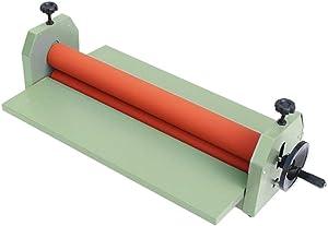 25.5 Inch Manual Cold Roll Laminator Painting Vinyl Photo Film Laminating Foldable DIY Cold Laminator Machine 650mm Max Width