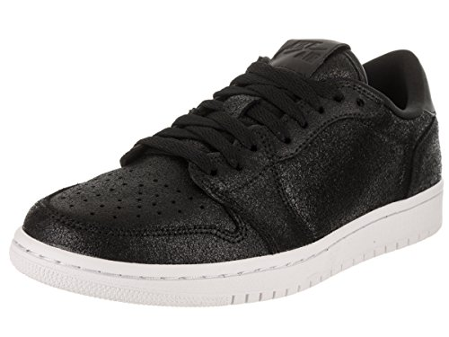 Jordan Nike Women's Air 1 Retro Low NS Basketball Shoe 6.5 Black