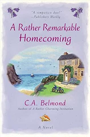 book cover of A Rather Remarkable Homecoming