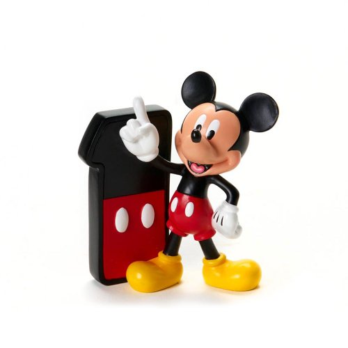 Disney Showcase Collection Mickey Mouse Birthday Figurine, Age 1, 3 ...