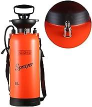 CLICIC Lawn and Garden Portable Sprayer -Pump Pressure Sprayer Includes Shoulder Strap