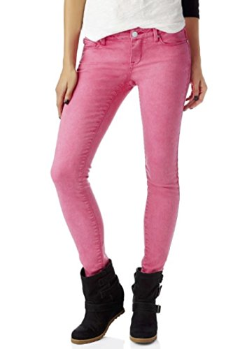 Aeropostale Womens Pink Jegging Jeans 0 Regular