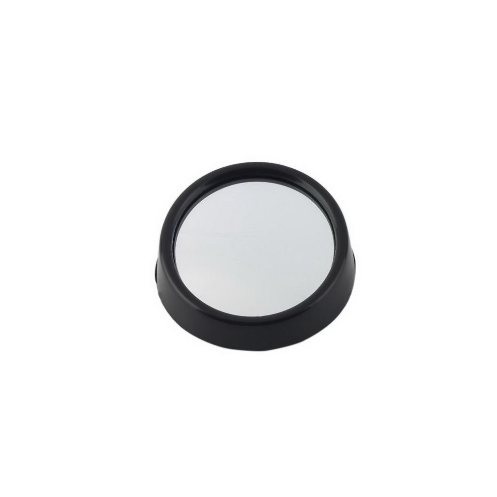 Kasstino 1Pair Car Vehicle Driver Wide Angle Round Convex Mirror Blind Spot Auto RearView by Kasstino (Image #2)