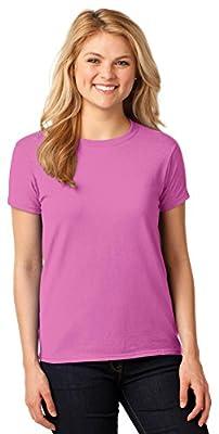 Gildan Ladies Heavy Cotton 100% Cotton T-Shirt