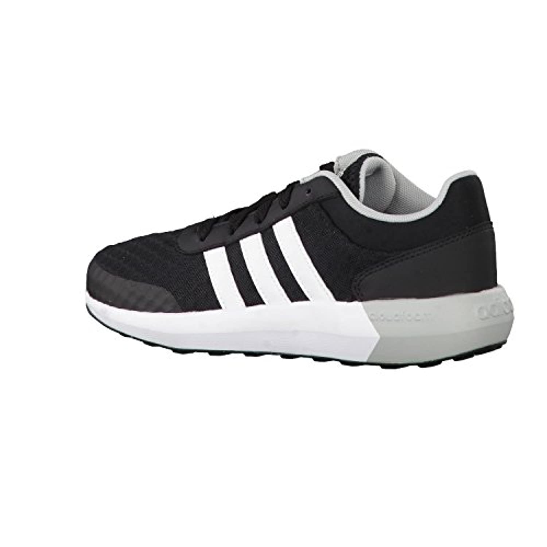 adidas CLOUDFOAM RACE K - Trainers for Boys, 33, Black