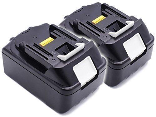 ◆1年長期保証◆2個セット マキタ MAKITA 互換バッテリー BL1850 Samsungセル搭載 【ノーブランド品】 (18V5000mAh (5.0Ah)) B017OWCRQ62個