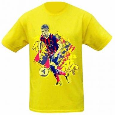 FC Barcelona NEYMAR T-Shirt - Original Fc Shirt Barcelona