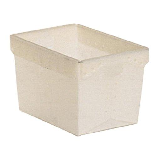 Mailflow Systems - Mayline Kwik-File Mail Storage Totes, 18 1/4W X 13 1/4D X 11 1/2H, 3/Carton