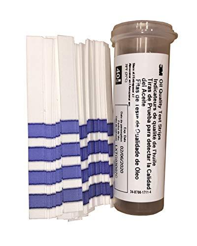 Fryer Oil 3-Minute Test Kit for PCM Fry Quality Assurance Test Miroil Frying Oil Test Kit for Polar Contaminant Material Miroil 51261 55072 6PCM 7PCM 12PCM