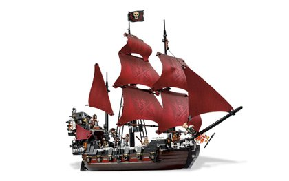 LEGO Pirates of the Caribean Queen Anne's Revenge (Pirates Of The Caribbean Queen Annes Revenge Ship)