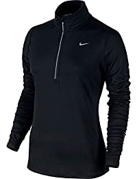 Womens Reflective Heathered 1/4 Zip Pullover