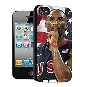 Buy Kobe Pattern 3D Effect Case for iPhone4/4S
