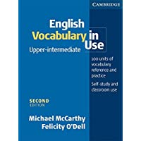 English Vocabulary in Use Upper - Intermediate with CD-ROM