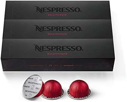 Coffee Pods: Nespresso VertuoLine