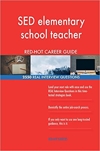 interview questions for elementary teachers