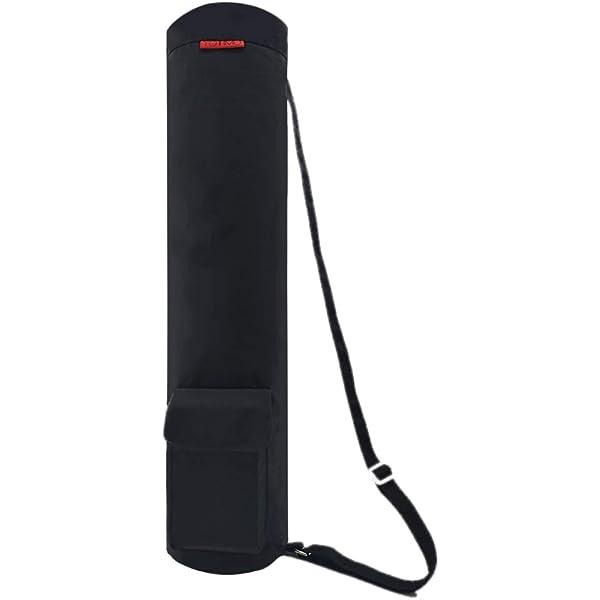 Amazon.com: KD - Bolsa de yoga con cremallera y correa ...
