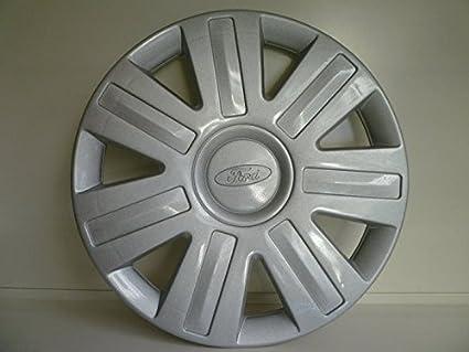 Juego de 4 Tapacubos para Ford Fiesta desde 2002, cód. r 14: Amazon.es: Coche y moto