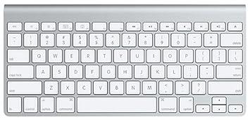 clavier mac sans fil non reconnu