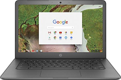 HP Chromebook 14 G5 Celeron 14 inch SVA eMMC Grey