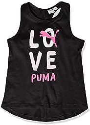 PUMA Girls Tank Top