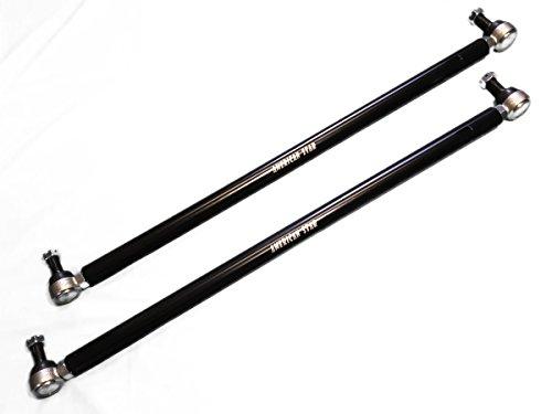 American Star 6160 Aluminum UTV Tie Rod Upgrade Kit For All Arctic Cat Wildcat 1000 12 - up & All Wildcat X 14 - up