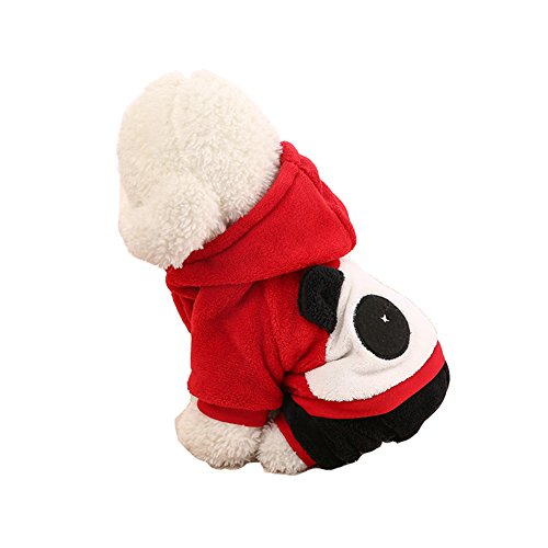 Related Costumes Disney (Pet Hoodies - 4 Legs Cotton Hoodies Coat Sweatshirt Clothes Costume Apparel for Dog Puppy Cat)