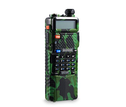 Baofeng UV-5R Walkie Talkie Dual Band Radio - 7