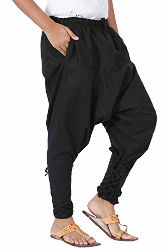386ce8455 The Harem Studio Kids Harem Cotton Hippie Boho Summer Dance Playful Pants - Samurai  Style (