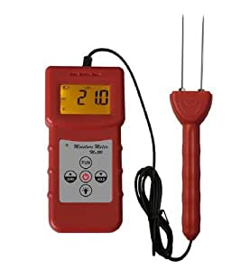 MS320 Powder Tobacco Leaf Moisture Meter Tester 8%-40% MS-320 by M&A INSTRUMENTS INC
