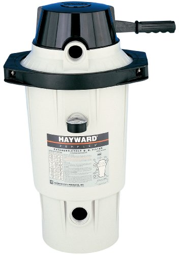 Hayward EC40AC Perflex Extended-Cycle D.E. Pool Filter (Parts Heater Patio List)
