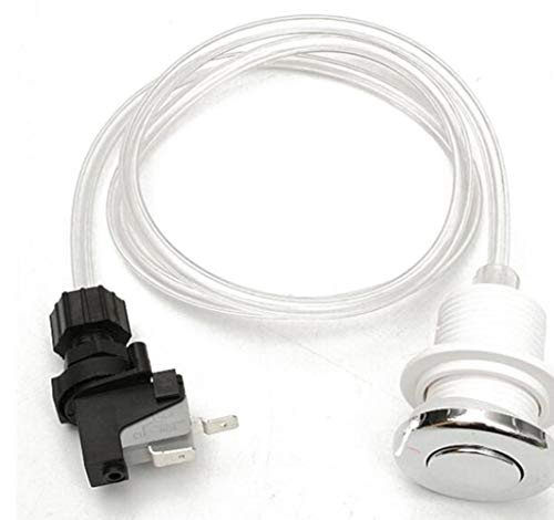 Whirlpool Jet Tubs Air - Opmnla 16A On Off Push Button Switch Jetted Whirlpool Jet For Bath Tub Spa Garbage