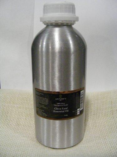 Природы нефти 16oz Гвоздика Leaf Эфирное масло 100% Pure
