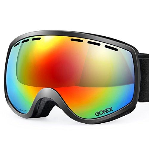 ventilated ski goggles - 4