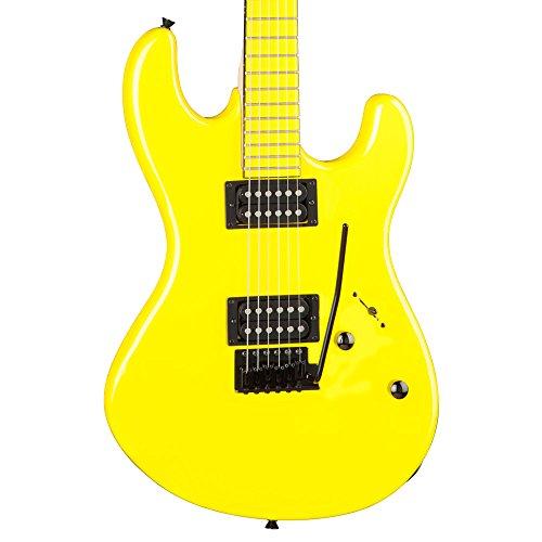 Dean CZONEYEL Custom Zone Yellow Electric Guitar
