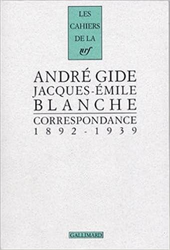 Livre gratuits en ligne Correspondance: (1892-1939) pdf