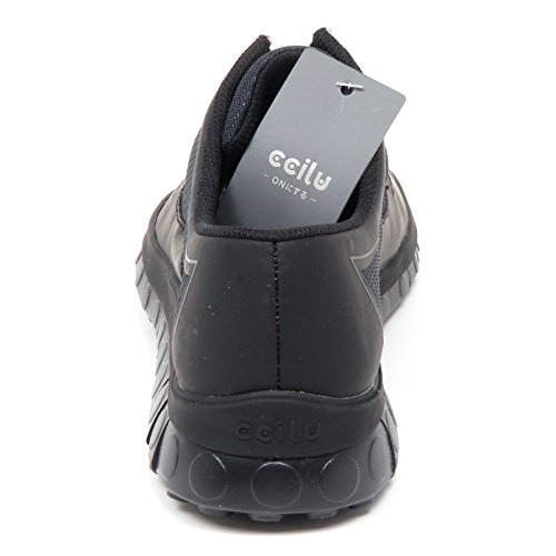 nero Box E8040 Uomo black Sneaker Shoe Blu Ccilu Blu On Man without Slip Horizon FfEdqEwO