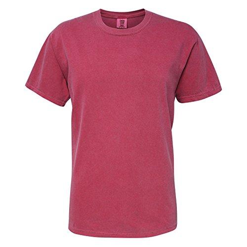 Comfort Colors Mens Heavyweight T-Shirt (2XL) (Crimson) from Comfort Colors