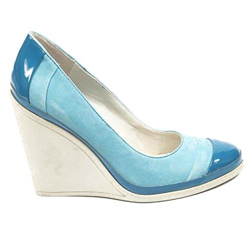 Cuña BLUE 10 Mujer Tacón BLUE NINE De NWDIDI WEST De cm Pumps qn8tg6