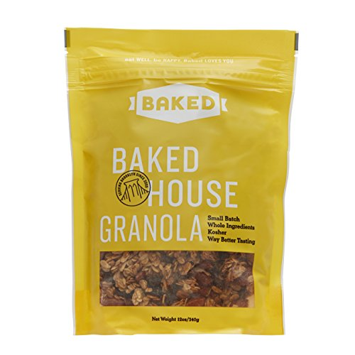 Top 10 recommendation baked granola for 2019