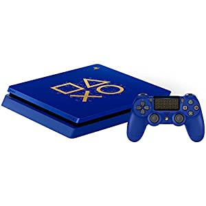 41EhE2jqD L. SS300  - PlayStation-4-Slim-1TB-Limited-Edition-Console-Days-of-Play-Bundle-Discontinued