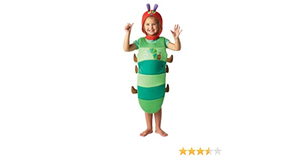 Rubbies - Disfraz de gusano para bebé niño, talla 2 años (881548TD ...