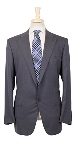 kiton-napoli-ua81-gray-wool-2-button-suit-size-54-44-reg-drop-7